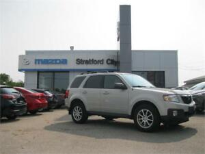 2009 Mazda Tribute GS V6 - LOCAL TRADE! DEALER SERVICED! AS-IS