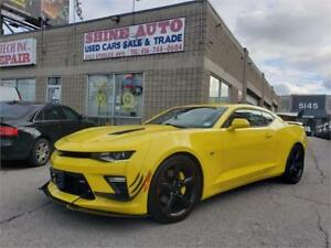 2016 Chevrolet Camaro 2SS, 6.2L, Heads up display, Automatic!!!