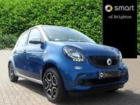smart forfour PROXY PREMIUM T (blue) 2016-04-29