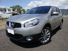 2012 Nissan Dualis J10 Series 3 TI (4x2) Silver 6 Speed Manual Wagon Vincent Townsville City Preview