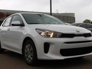 2018 Kia Rio LX+, BACKUP CAM, HEATED SEATS, HEATED WHEEL, BLUET