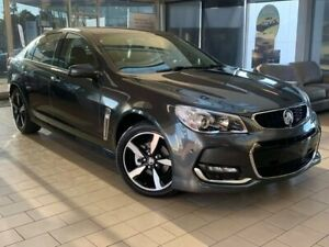 2017 Holden Commodore VF II MY17 SV6 Grey 6 Speed Sports Automatic Sedan Belconnen Belconnen Area Preview