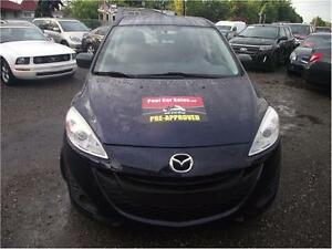 2012 Mazda Mazda5 GS**MINT CONDITION**LOW MILEAGE**3 YEARS WARR*