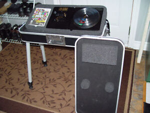 Wii Console DJ Guitar Hero complete de luxe 60.00 kit rare tres