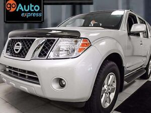 2012 Nissan Pathfinder Find your path. With 6-seats, and a back