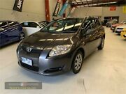 2008 Toyota Corolla ZRE152R Ascent Grey Automatic Hatchback Laverton North Wyndham Area Preview