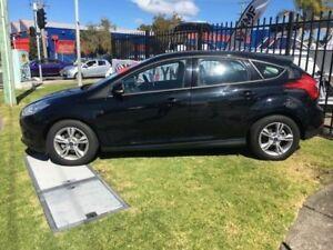 2013 Ford Focus LW MKII Trend Black Sports Automatic Dual Clutch Hatchback