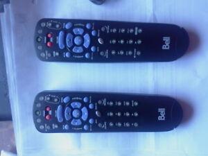 télé commande Bell Télé