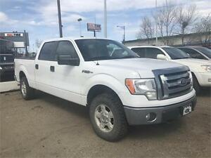 2010 Ford F-150 XLT SUPERCREW 4X4 INCLUDES 2 YEAR WARRANTY