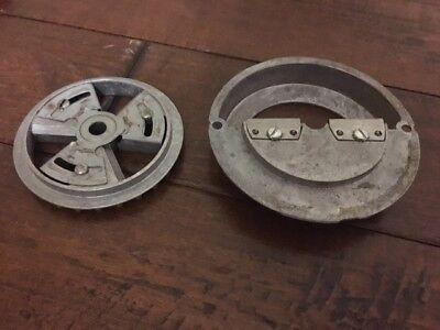 Shallow Candy Nut Chicle Wheel Set Oak Eagle Gumball Candy Bulk Vending Metal