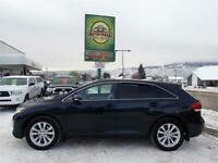 2014 Toyota Venza Kamloops British Columbia Preview