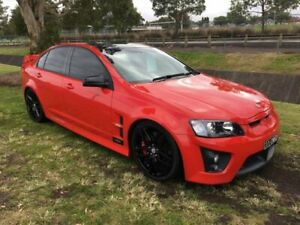 2006 Holden Special Vehicles ClubSport E Series R8 Sting Red 6 Speed Auto Active Sequential Sedan Mayfield East Newcastle Area Preview