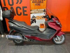 2008 Suzuki AN400 (burgman 400) Nerang Gold Coast West Preview