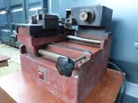 Key Cutting LOCKSMITH Lathe - good working condition - Brixton