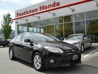 2012 Ford Focus SEL w/ Leather, Nav, Sunroof, and Sony Stereo