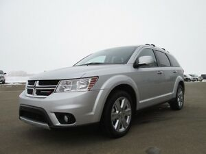 2014 Dodge Journey R/T AWD. Leather heated seats, DVD Back up c