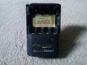 Pure Energy Alkaline Battery Charger