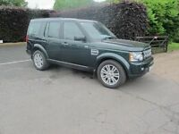 2011 11 LAND ROVER DISCOVERY 3.0 4 TDV6 HSE 5D AUTO 245 BHP DIESEL FDSH HIGH SPE