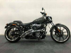2018 Harley-Davidson Fxbr Breakout