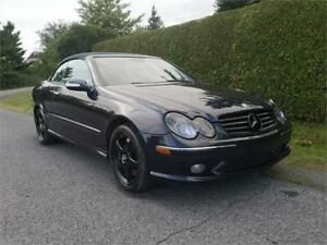 MERCEDES CLK500 AMG PACKAGE 2004 IMPECCABLE