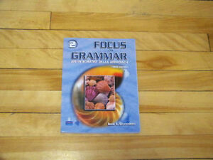 «Focus on grammar, an integrated skills approach» Third Edition