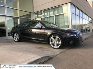 2011 Audi S4 AWD/HEATED SEATS/SUNROOF/PARKING SENSORS