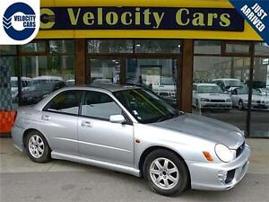 2000 Subaru Impreza Bugeye 138K's AWD Manual 155HP Mint Conditio