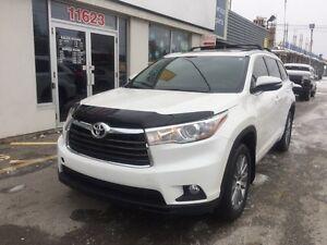 2015 Toyota Highlander Limited - NAVI - SAFETY & E,TEST INCLUDED