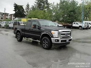 2012 FORD F-250 SUPER DUTY XLT EXT CAB SHORT BOX 4X4