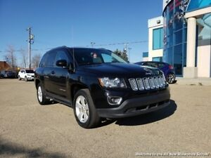 2016 Jeep Compass High Altitude - Leather - Sunroof - Heated Sea