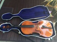 FULL SIZE GERMAN MADE CELLO Port Melbourne Port Phillip Preview