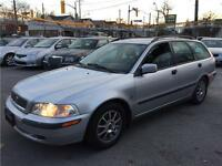 2002 Volvo V40 w/Sunroof