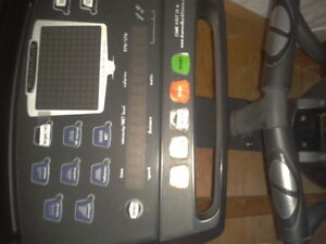 FOR SALE - Get in shape with a Diamondback Elliptical 1100.