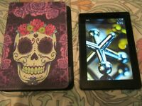 """Kindle Fire HD 7"""" With Case"""