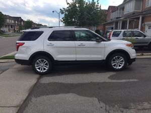 2012 Ford Explorer XLT SUV, Crossover