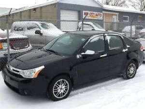 2011 Ford Focus SE 123KMS $6995 MIDCITY WHOLESALE