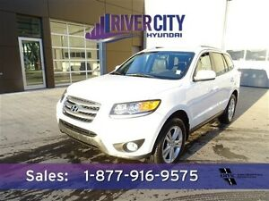 2012 Hyundai Santa Fe AWD LIMITED Leather,  Heated Seats,  Sunro