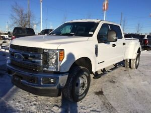 2017 Ford F-350 XLT, 6.7L Diesel, FX4, 5th Wheel Prep Package, 5