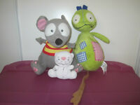 Toopy, Binoo & Patchy Patch
