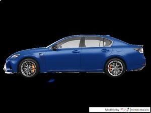 2016 Lexus GS F F SPORT, 467HP, NAV