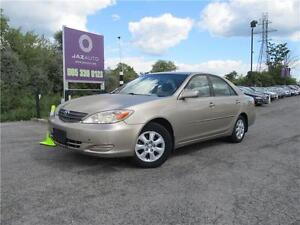 """2003 Toyota Camry LE """" CLEAN """"FIRM DEAL"""" UPGRADED SOUND SYSTEM"""