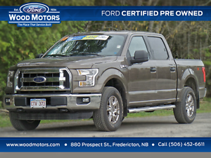 2015 Ford F-150 XLT (Certified Pre-Owned)
