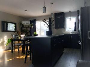 Cohabitation dans une maison récente et spacieuse