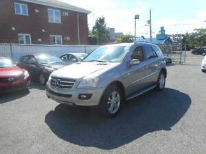 MERCEDES-BENZ ML320 CDI 4MATIC 2007 (NAVIGATION, TOIT OUVRANT )