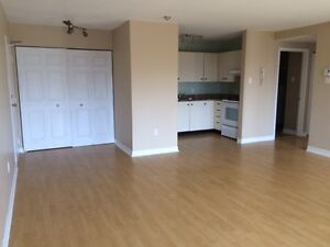 Two bedroom with heated underground parking