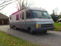 36' Citation Estella Class A motorhome MUST SELL