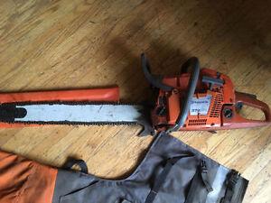 Husqvarna Chainsaw 372xpg