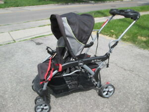 Baby items-stroller, bed, sled, chair...