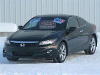 2011 HONDA ACCORD V6 COUPE EX-L**54 000 KM**AUTO/CUIR/NAVI...