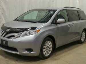 2016 Toyota Sienna LE AWD w/ Heated Seats, Backup Camera